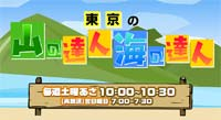 TOKYO MX「東京の山の達人 海の達人」小笠原諸島 母島
